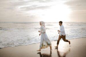 Prewedding Casual Hijab Untuk Kalian Yang Ingin Konsep Terbaik