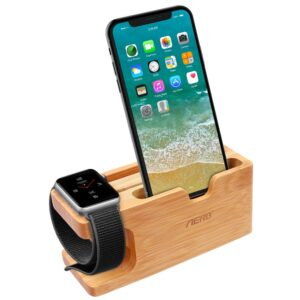 Stand Holder Charging for iPhone and Apple Watch