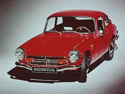 Honda S800 Klasik
