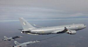 Pesawat pengisi bahan bakar terbesar