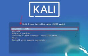 Install Kali Linux Di Virtual BOX