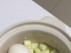 Resep MPASI 6 Bulan dari Telur Ayam Kampung
