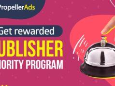 Publisher PropellerAds